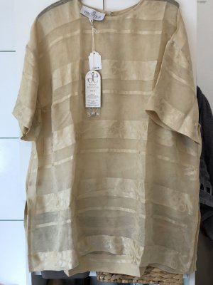 ae elegance T-shirt brun sable