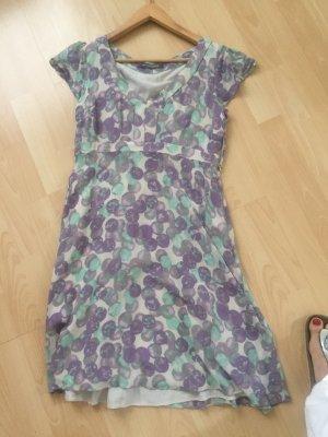 boden limited edition Mini-jurk veelkleurig Zijde