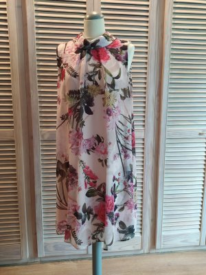 Comma Vestido de Verano rosa Poliéster