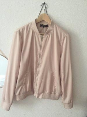 Zara Blouson rosé-vieux rose