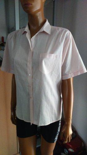 zartrosa Damen Bluse Gr. 46