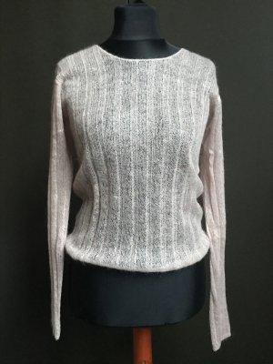 Haut tricotés vieux rose