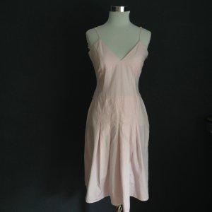 Zartrosa Trägerkleid/ Sommerkleid im 60er Jahre Stil
