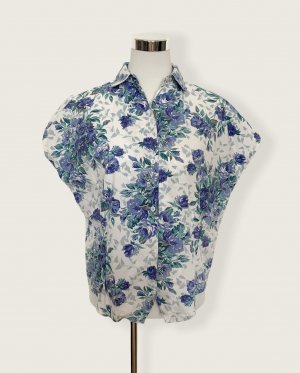 Zauberhaft vintage Bluse