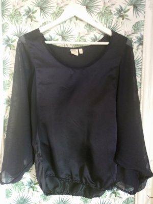 zauberhafte Bluse von STITCH&SOUL in der Gr. S