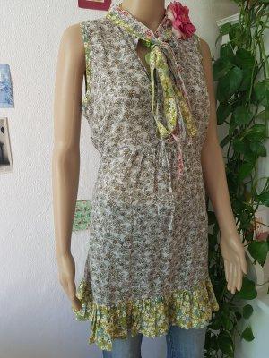 Avoca Sukienka tunika Wielokolorowy Bawełna