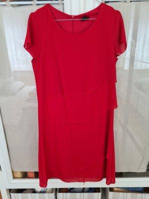 Bexleys Flounce Dress red
