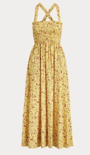 Polo Ralph Lauren Vestido largo multicolor