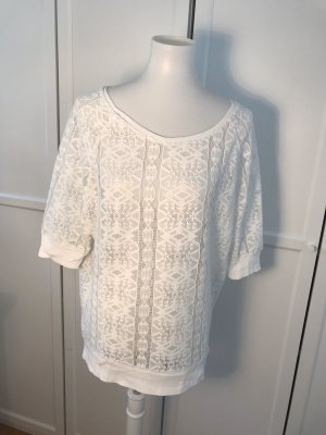 Pimkie Top extra-large blanc