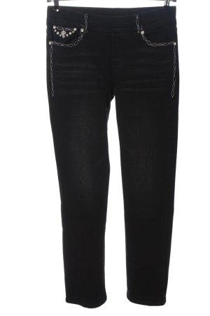Zauberhose Straight-Leg Jeans