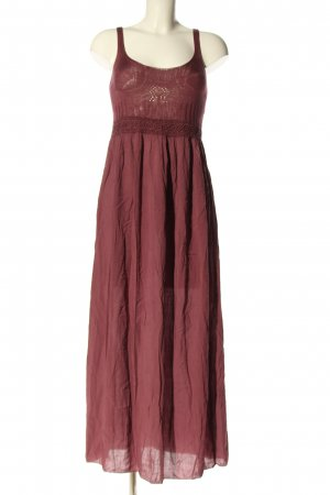 Zauberstern Robe Hippie rose style décontracté