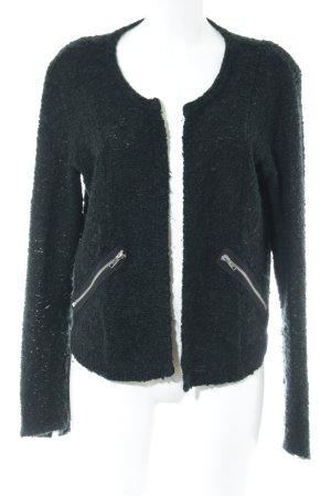 ZAY Clothing Kurzjacke schwarz Business-Look