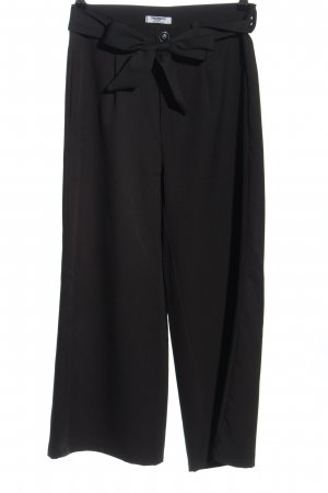 zeagoo Culottes black casual look