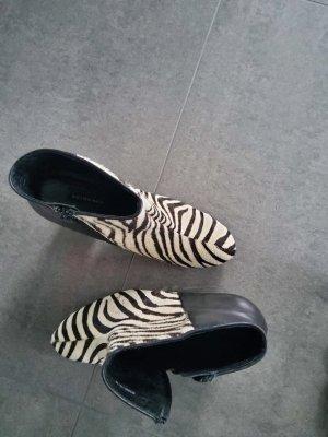 zebra animalprint Schuhe in Gr.37