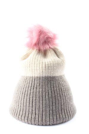 zebra Szydełkowana czapka Wielokolorowy W stylu casual