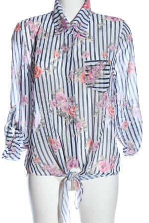 zebra Hemd-Bluse