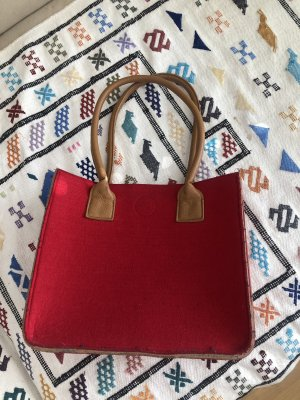 ZEBRA Holland Rot Tasche Recycle ♻️