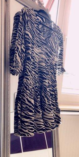 Zebra Kleid