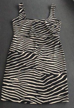 Zebra Kleid Mini H&M