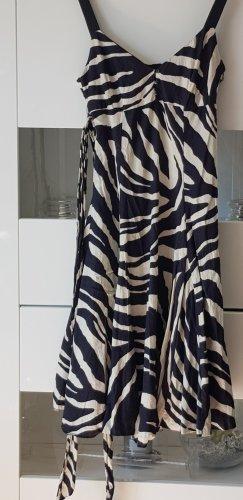 Zebra Kleid Zara