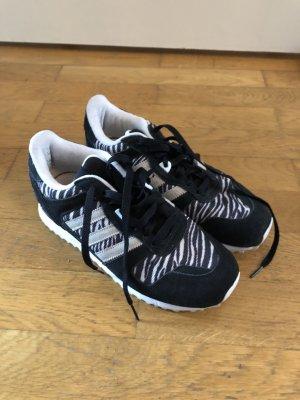 Zebra Look Sneaker Adidas