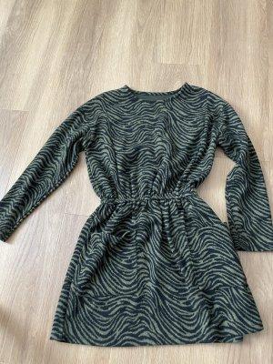 Zebra Print Kleid