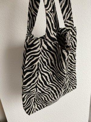 Zebra Tote Bag Y2k