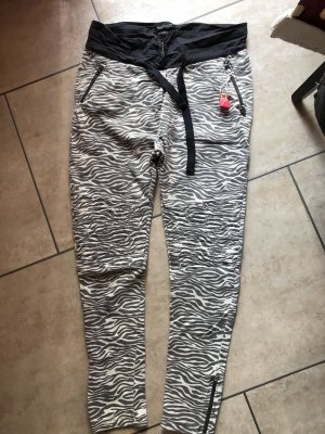Zebrahose maison scotch