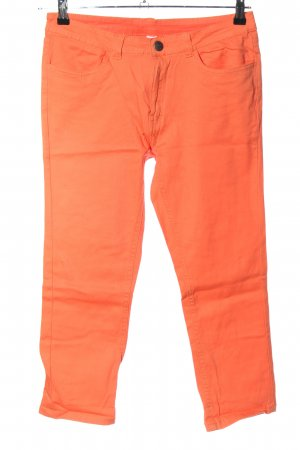Zeeman 7/8 Jeans hellorange Casual-Look