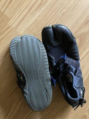 super fit Toe-Post sandals black