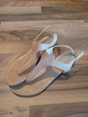 Zehentrenner-Sandalen