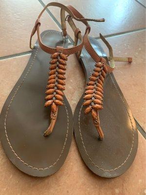 Zehentrenner Sandalen von Buffalo Gr.42