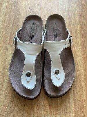 Zehentrenner Sandaletten