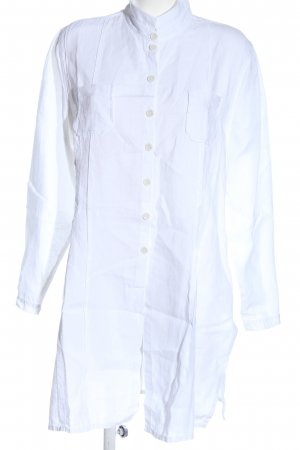 zeitlos by luana Linen Blouse white casual look
