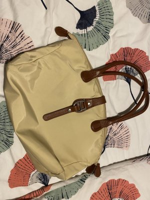 Aigner Handbag brown-natural white