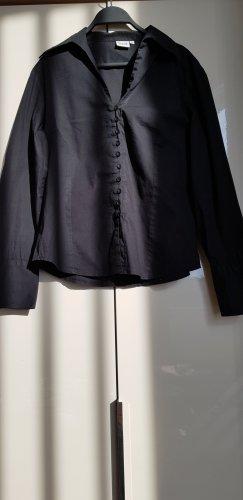 Zeitlose schwarze Bluse