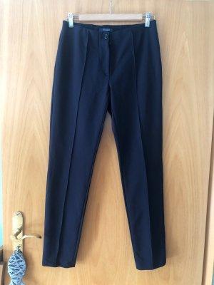 Atelier Gardeur Spodnie rurki ciemnoniebieski