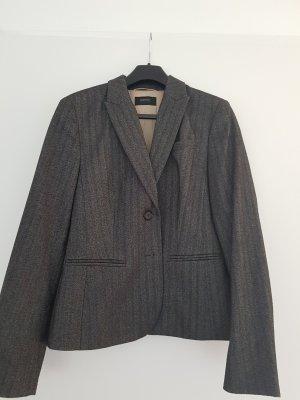 esprit collection Tailleur-pantalon gris foncé polyester