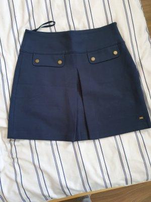 Tommy Hilfiger Mini rok donkerblauw Polyester