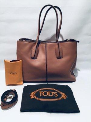 Zeitloser Tod´s Shopper - große Handtasche aus Leder