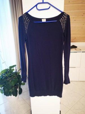 Esprit Robe mi-longue bleu-bleu foncé