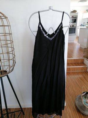 Altamira Milano Vestido tipo overol negro
