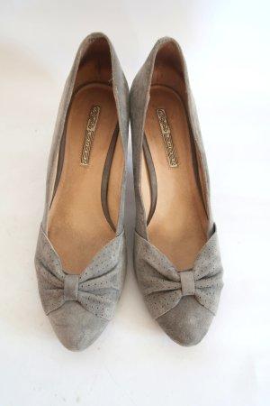 Buffalo London High Heels grey