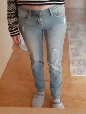 Tally Weijl Jeans stretch bleu clair