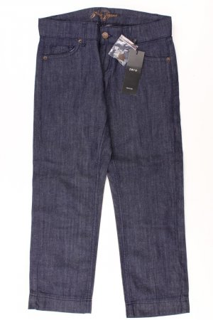 Zero 7/8 Length Jeans blue-neon blue-dark blue-azure
