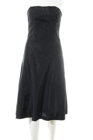 Zero Abendkleid schwarz Casual-Look