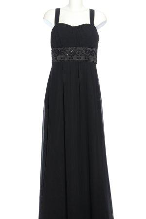 Zero Suknia wieczorowa czarny Elegancki