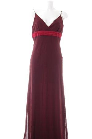 Zero Abendkleid rot Elegant