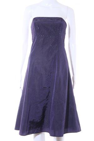 Zero Abendkleid blauviolett Elegant