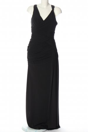Zero Evening Dress black elegant